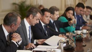 Συνεδριάζει σήμερα το Υπουργικό Συμβούλιο υπό τον Μητσοτάκη - Τι θα συζητηθεί