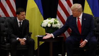 Το τηλεφώνημα που «πάγωσε» τη στρατιωτική βοήθεια των ΗΠΑ στην Ουκρανία