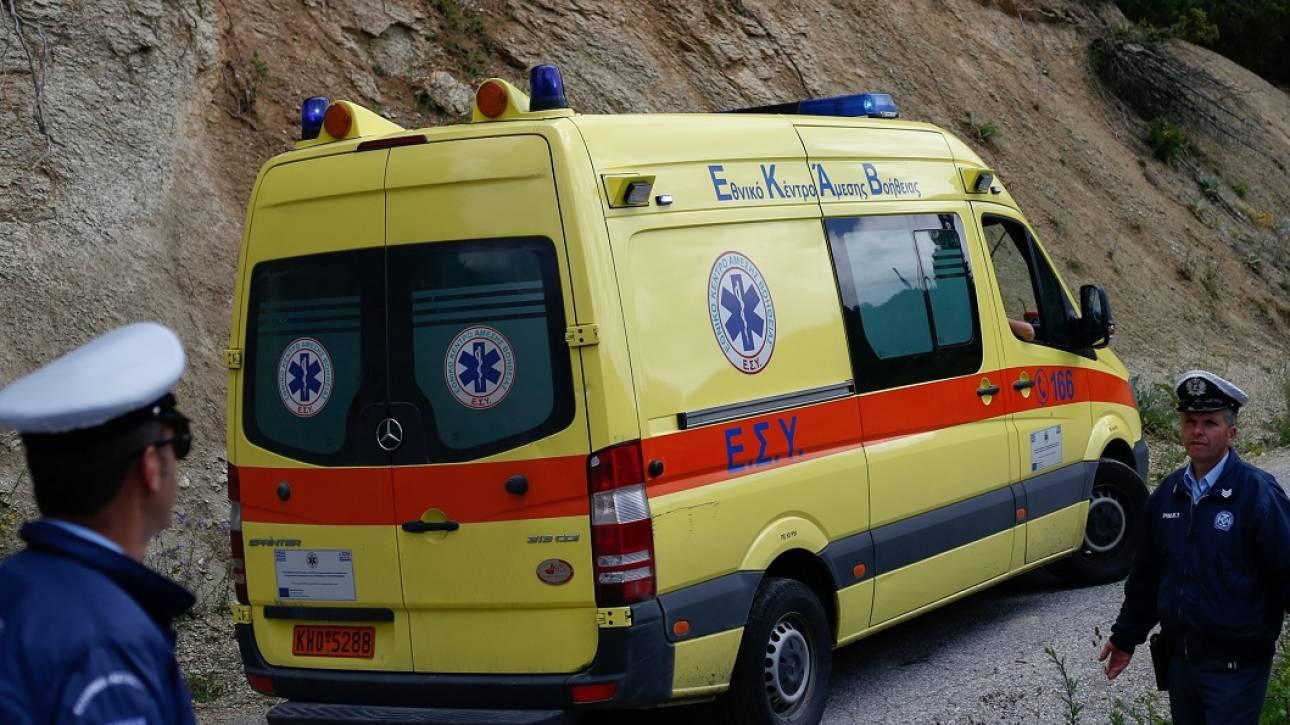 Πέλλα: Νεκρός 36χρονος σε τροχαίο