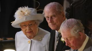 Κάρολος: «Πολύ καλή» η φροντίδα που λαμβάνει ο πρίγκιπας Φίλιππος