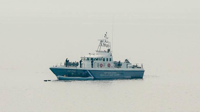 Βύθιση φορτηγού πλοίου στο λιμάνι της Καλύμνου