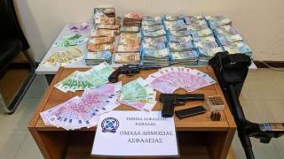 Καβάλα: Στη φυλακή οι τρεις κατηγορούμενοι για την κλοπή - «μαμούθ» των 4,2 εκατ. ευρώ