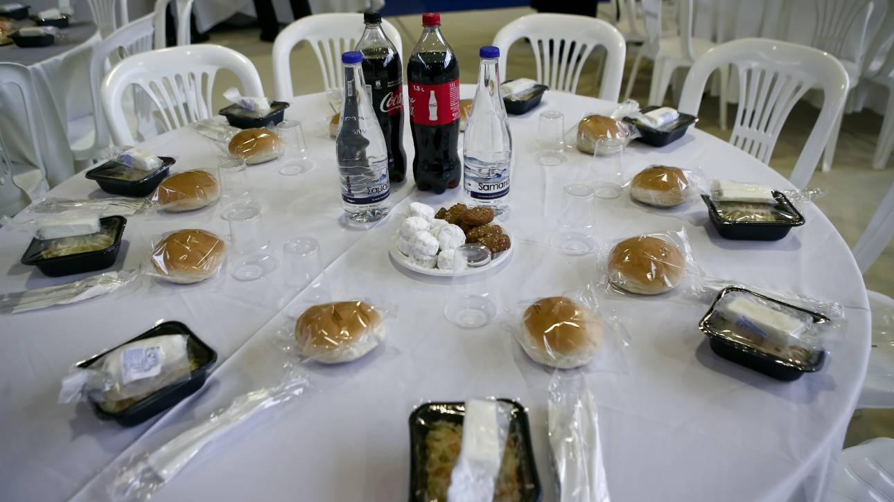 Γεύμα αγάπης για τις ευπαθείς κοινωνικές ομάδες από το Κ.Υ.Α.Δ.Α.