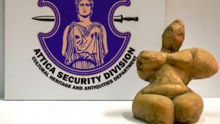 Συνελήφθη ζευγάρι με αρχαία της Κλασικής και Νεολιθικής Εποχής