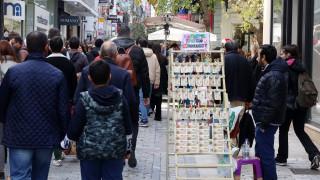 Χριστούγεννα 2019: Το αδιαχώρητο σε Βαρβάκειο, Ερμού και τοπικές αγορές