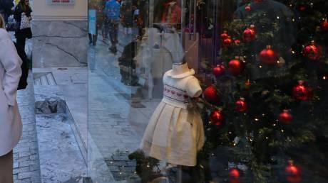 Χριστούγεννα 2019: Πότε ανοίγουν ξανά τα μαγαζιά - Δείτε αναλυτικά το ωράριο
