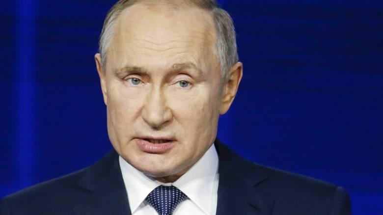 Πούτιν: Η Πολωνία κατέληξε σε συμφωνία με τον Χίτλερ