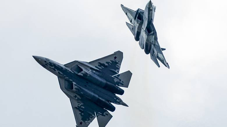 Συντριβή μαχητικού Su-57: Πλήγμα για το καμάρι της ρωσικής Αεροπορίας