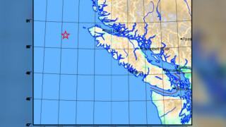 Ισχυρός σεισμός 6,3 Ρίχτερ στον Καναδά
