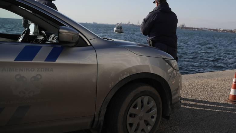 Λευκάδα: Στη θάλασσα αυτοκίνητο - Ο οδηγός έκανε ελιγμό για να αποφύγει ζώο