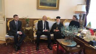 Στο Φανάρι ο Δένδιας: Η επίσκεψη στην Τουρκία και ο συμβολισμός