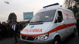 Ιράν: Συνετρίβη μαχητικό αεροσκάφος - Νεκροί οι δύο πιλότοι