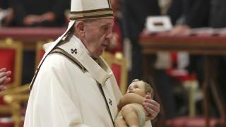 Πάπας Φραγκίσκος: Ο Θεός μας αγαπάει όλους, ακόμη και τους χειρότερους από εμάς