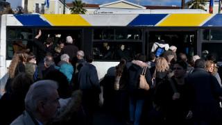 Μέσα μαζικής μεταφοράς: Πώς κινούνται σήμερα και τις υπόλοιπες μέρες