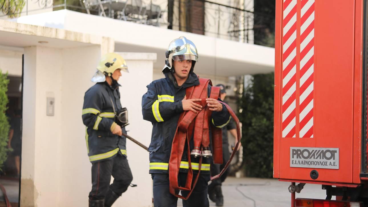 Αλεξανδρούπολη: Νεκρός 70χρονος από φωτιά στο διαμέρισμά του