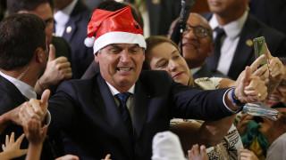 Προσωρινή απώλεια μνήμης υπέστη ο πρόεδρος Μπολσονάρου