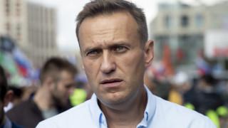Ρωσία: Ο Ναβάλνι καταγγέλλει την «απαγωγή» συνεργάτη του