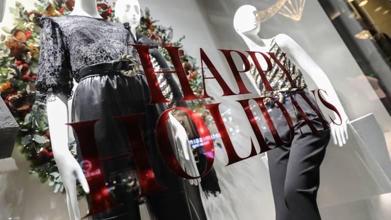 Χριστούγεννα: Πότε ανοίγουν ξανά τα μαγαζιά - Δείτε τις ώρες λειτουργίας