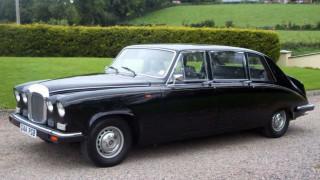 Η συλλογή αυτοκινήτων του Freddie Mercury των Queen θα ταίριαζε και στη βασίλισσα Ελισάβετ