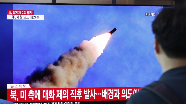 Γκάφα του ιαπωνικού δικτύου NHK: Η Β. Κορέα δεν εκτόξευσε τελικά πύραυλο