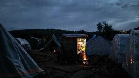 Το CNN Greece στον προσφυγικό καταυλισμό της ΒΙΑΛ