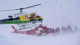 Χιονοστιβάδες σε Αυστρία και Ελβετία: Τουλάχιστον δύο τραυματίες