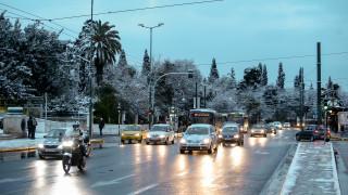 Κακοκαιρία «Ζηνοβία»: Θα φέρει τα πρώτα χιόνια στην Αττική – Θυελλώδεις άνεμοι το τριήμερο