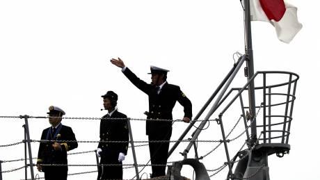 Η Ιαπωνία στέλνει πολεμικό πλοίο στον Κόλπο