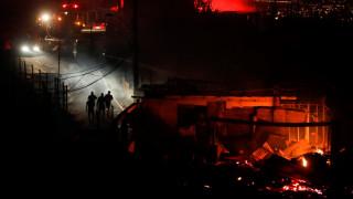 Χιλή: Εμπρησμό «βλέπουν» οι Αρχές πίσω από τις φωτιές που άφησαν 700 ανθρώπους άστεγους