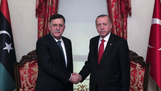 Πρέσβης Λιβύης στην Άγκυρα: Αυτή τη στρατιωτική δύναμη θα χρειαστούμε από την Τουρκία
