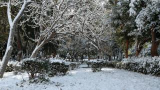 Έκτακτο δελτίο επιδείνωσης καιρού: Η «Ζηνοβία» φέρνει χιόνια και θυελλώδεις ανέμους