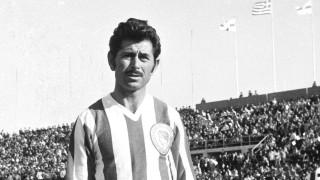 Πέθανε ο θρύλος του Ολυμπιακού Ηλίας Ρωσίδης