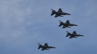 Ξεκίνησαν οι εργασίες αναβάθμισης των F-16 σε VIPER
