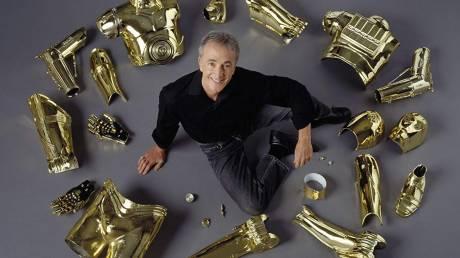 Ο μόνος ηθοποιός που έπαιξε και στα εννέα Star Wars: Ο άνθρωπος πίσω από το C-3PO