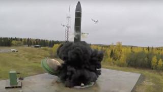 Avangard: Σε ετοιμότητα το νέο υπερόπλο της Ρωσίας