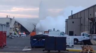 Συναγερμός στο Κάνσας: Έκρηξη σε αεροναυπηγική εταιρεία