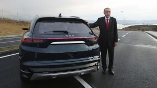 Ο Ερντογάν λανσάρει το πρώτο τουρκικό ηλεκτρικό αυτοκίνητο