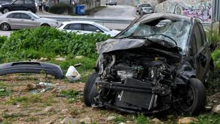 Τροχαίο με νεκρό στη Φθιώτιδα – Το αμάξι κόπηκε στα δύο
