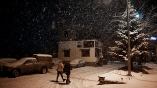 «Ζηνοβία»: Ραγδαία επιδείνωση του καιρού τις επόμενες ώρες με καταιγίδες και χιόνια
