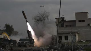 Ρουκέτες σε ιρακινή στρατιωτική βάση