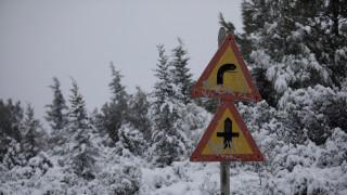 «Ζηνοβία»: Χιόνια και τσουχτερό κρύο φέρνει το νέο κύμα κακοκαιρίας