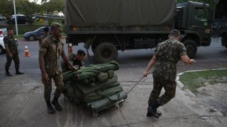Βραζιλία: Περισσότερες περιπολίες του στρατού στα σύνορα με τη Βενεζουέλα