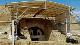 Μενδώνη: Στόχος η Αμφίπολη να γίνει επισκέψιμη το 2022