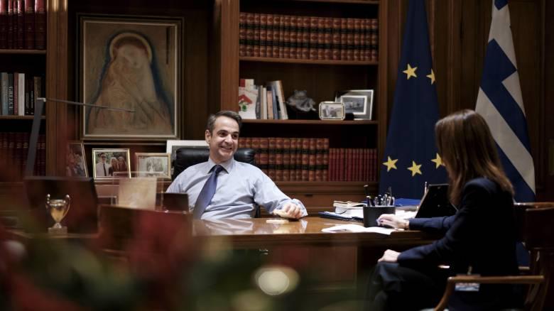 Η «ατζέντα» του 2020: Τι θα κάνει ο Μητσοτάκης για ελληνοτουρκικά, παραπομπή Τσίπρα, ΠτΔ, Χρυσοχοΐδη