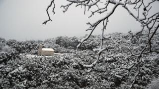 «Ζηνοβία»: Έρχεται δεύτερο «κύμα» χιονιά – Πού είναι απαραίτητες οι αντιολισθητικές αλυσίδες