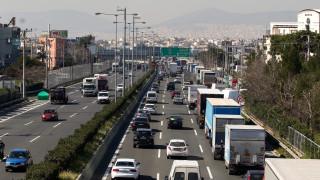 Κακοκαιρία «Ζηνοβία»: Απαγόρευση κυκλοφορίας φορτηγών στο εθνικό δίκτυο