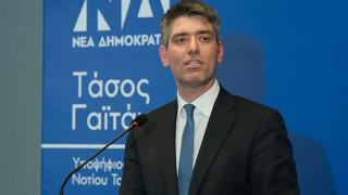 Γαϊτάνης για ΣΥΡΙΖΑ: Κολλημένοι στα συνθήματα του 20ου αιώνα