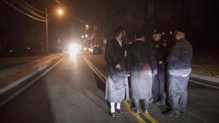 Νέα Υόρκη: Ένοπλος μαχαίρωσε κόσμο σε εορτασμό Χάνουκα – Πέντε τραυματίες