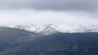 «Ζηνοβία»: Χιόνια και στις Κυκλάδες