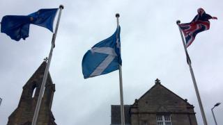 Μακάλιστερ: Η Σκωτία θα μπορούσε να επιστρέψει στην ΕΕ ως ανεξάρτητο κράτος